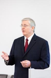 Mark Leja, Caltrans Chief of Construction