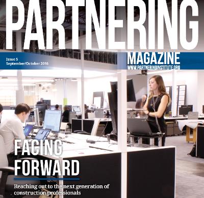 September October Partnering Magazine Issue