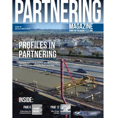 Jan Mar 2017 Partnering Magazine