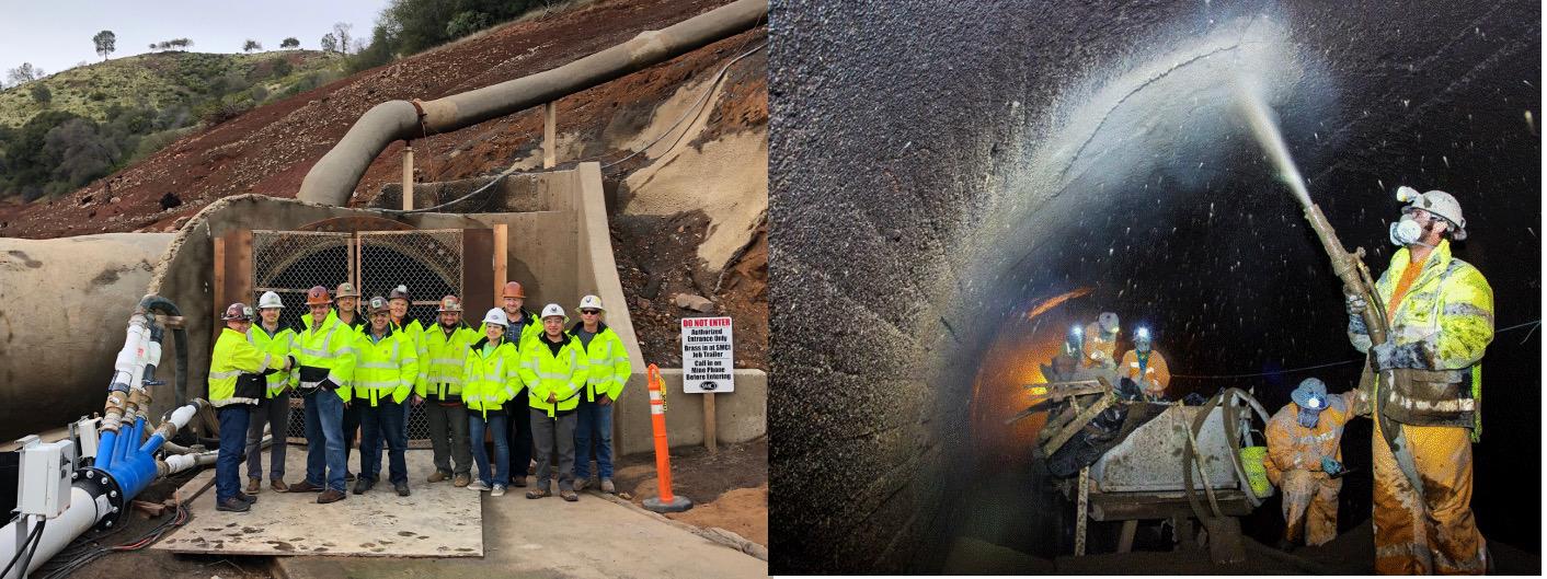 Hetch Hetchy-991 Tunnel